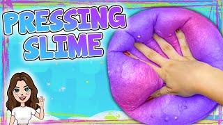 Pressing Slime | Satisfying ASMR Videos #11