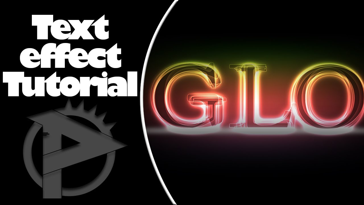Photoshop cs6 glowing neon text effect tutorial youtube photoshop cs6 glowing neon text effect tutorial baditri Image collections