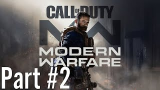 Kampania - Call of Duty:MW 2019 Part #2