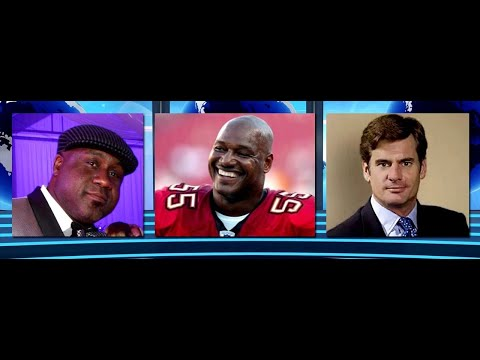 Ian Beckles Show with Derrik Brooks Discuss Stem Cells with Dr. Lox