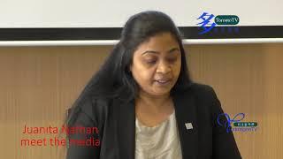 20170227, JuanitaNathan, YRDSB Trustee, meet the media