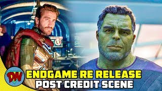 Avengers EndGame Post Credit Scene video, Avengers EndGame