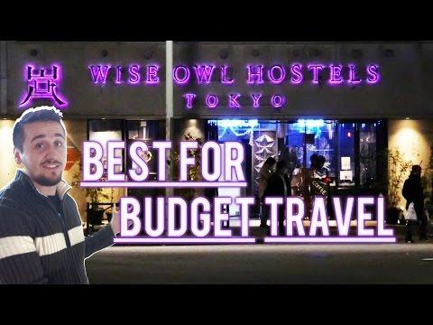 BEST HOSTEL IN TOKYO Wise Owl Hostels Tokyo | Budget Travel Guide