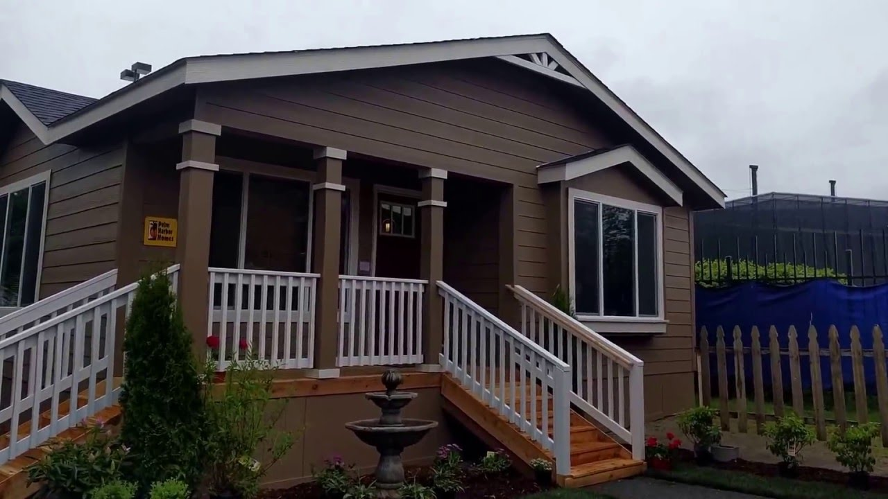 the frontier model puyallup home show millersburg youtube