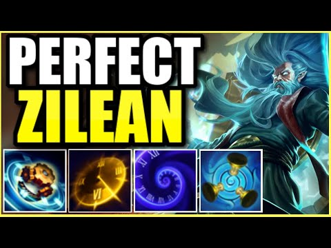 HOW TO PLAY ZILEAN PERFECTLY AS SUPPORT (SEASON 11) – League of Legends