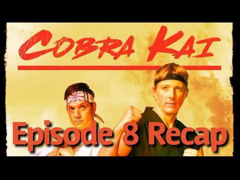 Download Cobra Kai Season 1 Episode 8 Molting Recap