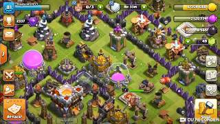 Streaming Clash of Clans