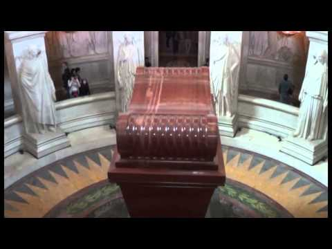 Dome des Invalides, Tomb of Napoleon, Paris, France