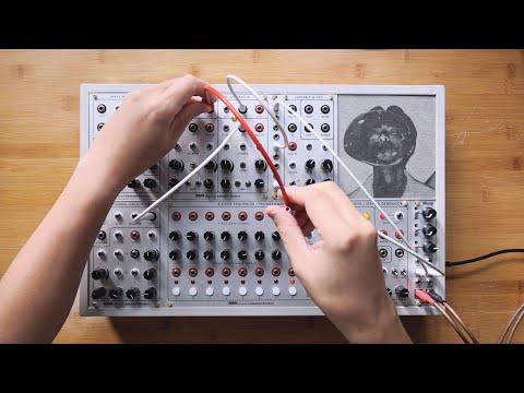 Serge Modular Live Patching Improv - Modular Notes Vol.2 10 - Pure Serge Eurorack - 模塊兒筆記