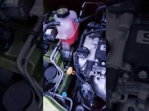 Проверка уровня масла, уровня охлаждающей жидкости и тормозной жидкости в автомобиле Ravon r2