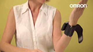 Omron Wrist Blood Pressure Monitor HEM 6221
