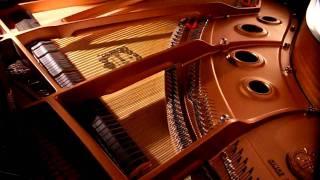 Bach: Praeludium Nr. 1 C-Dur, BWV 846 (Das Wohltemperierte Klavier), Version II (ohne Pedal)