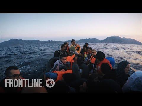 Inside a Sinking Dinghy Crossing the Mediterranean Sea