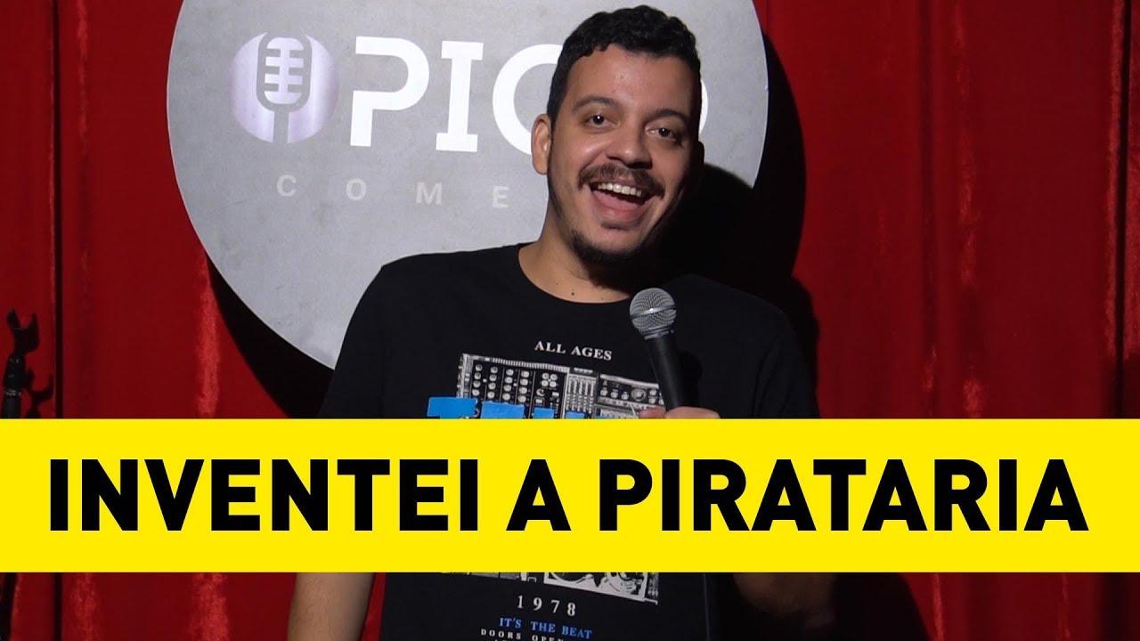 Rodrigo Marques - Meu Primeiro Crime - Stand Up Comedy