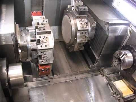 MORI-SEIKI DL-15 DUAL SPINDLE CNC TURNING CENTER UNDER POWER & FOR