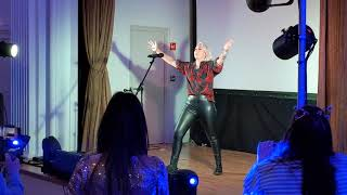 """Lesley Roy at Eurobash 2021 - """"Maps"""" and """"Story Of My Life"""""""