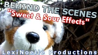 "Behind The Scenes: ""Sweet & Sour Effects"""