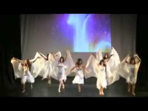 Arabian Dance Theatre on BBC Arabic