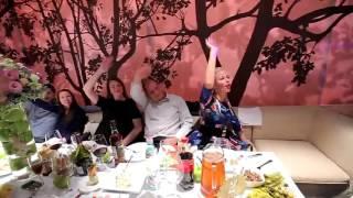 Ресторан Apple Bar город Москва. Свадьба Николая и Елены в Эппл Бар