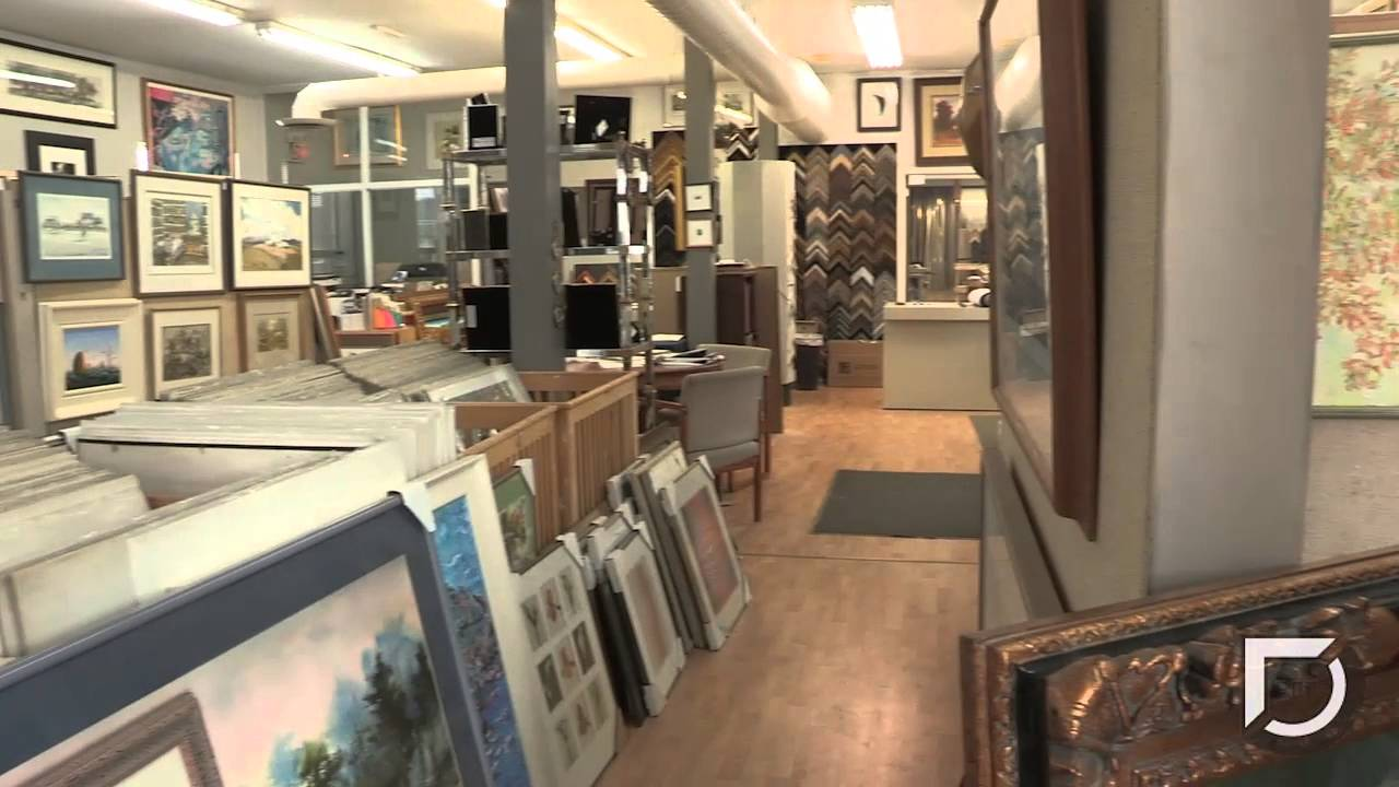 Picture Frame Factory The - YouTube