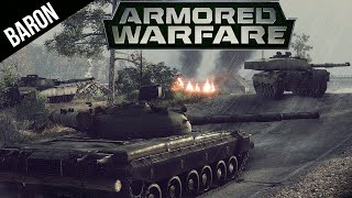 Armored Warfare Squad Action!  Meet Phly & I in California!  (Info in video)
