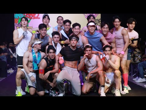 OMG Sportswear Thailand Summer Collection 2021 Fashion Show   VDO BY POPPORY
