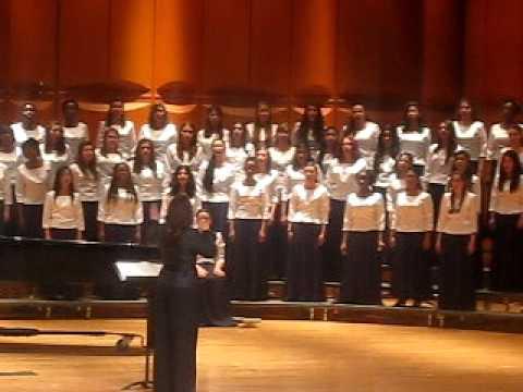 Paul Simon- Bridge Over Troubled Water (LaGuardia Advanced Women's Choir)