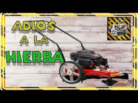 Desbrozadora De Gasolina Con Ruedas thumbnail
