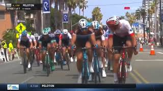 Tour Of California 2018 Stage 1 Final Kilometers