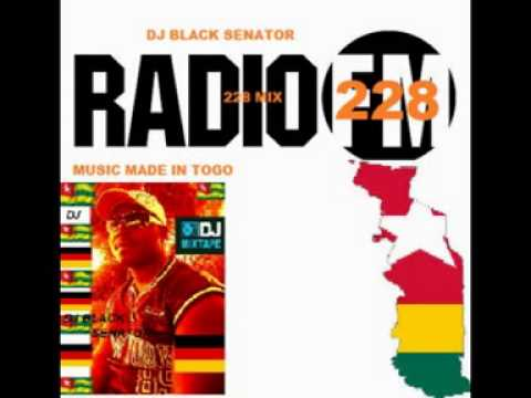TOGO MUSIC 2013 mix AMBIANCE MADE IN TOGO BY DJ BLACK SENATOR MUSIC 228
