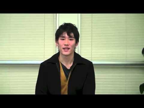 2013 MR JAPAN Finalist Yoshii Yuki Interview