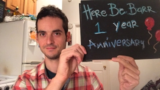 🔴 Here Be Barr 1 Year Anniversary Live Chat + Giveaway !!!