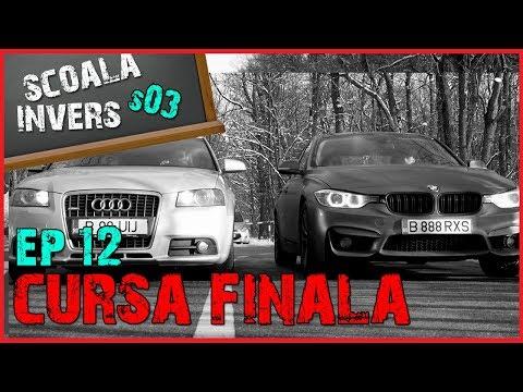 SCOALA INVERS (S03 /EP12 - CURSA FINALA) + 🔥CONCURS SAMSUNG S9🔥