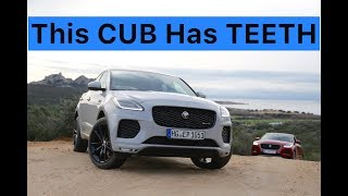 2018 Jaguar E-Pace Review: This Cub Has Teeth