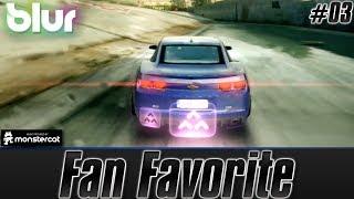 Blur (PS3): Career Mode (Part 3) | Fan Favorite (Rhymer)