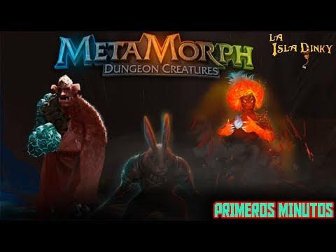 Metamorph - Primeros Minutos - Firefly Studios - Beta - 2017 - Gameplay