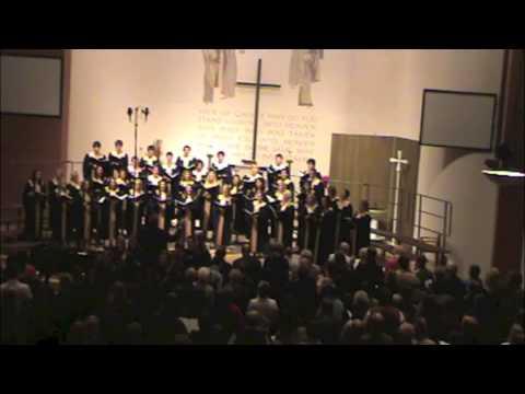 Sine Nomine - Ralph Vaughan Williams - The Augustana Choirs