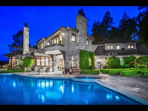 "$16,500,000 - ""THE CLOVELLY ESTATE"" - 4672 Clovelly Walk, West Vancouver - Nick Neacsu"