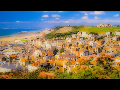 A Walk Through Hastings, England
