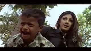 Rowdy Shilpa Shetty hitting women for Money | Best Scene of Auto Shankar Kannada Movie | Upendra