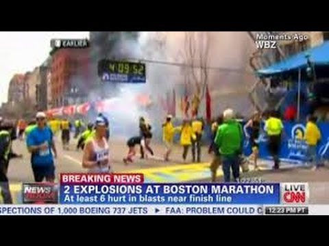 CNN's Faulty Coverage of Boston Marathon Bombing