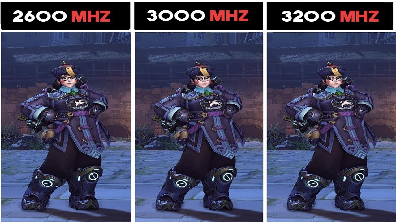 Ryzen 5 2600 | GTX 1660TI | 2666Mhz vs 3000Mhz vs 3200Mhz - 15 Games Tested  by Andro/PC - TechTrick