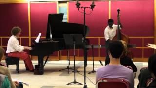 """Kieran Minor Quartet - """"Kathy"""