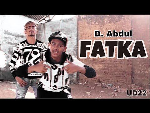 FATKA | D.Abdul | United Diamonds 22 | Offical Music Video | Prod By Drj Beats