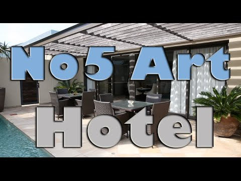 Hotels in Port Elizabeth, South Africa:No5 Boutique Art Hotel