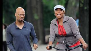 "Just Wright, ""Common and Queen Latifah in a grown up Love & Basketball...."""