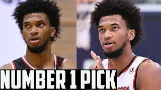 Why Marvin Bagley Will Be The Number 1 Pick in The 2018 NBA Draft