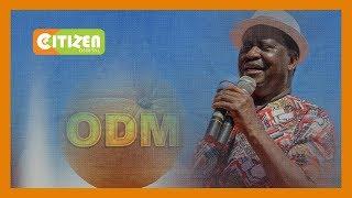 Raila holds thanksgiving celebrations in Kibra