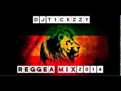 NEW REGGAE MIX  2014