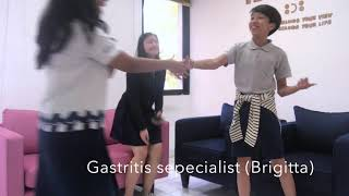 "Science PBC ""Gastritis"" Bertrand, Brigitta, Alya, Caca"